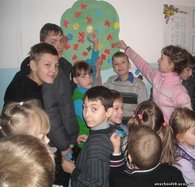 знакомство детей эмоциями